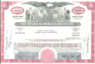 Pan American World Airways Inc 1972